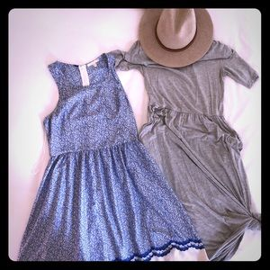 Spring/fall dress bundle